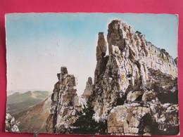 04 - Gorges Du Verdon Rive Droite - Les Cadières De Brandis - 1964 - R/verso - Unclassified