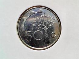 Namibia 50 Cents 1993 KM 3 - Namibia