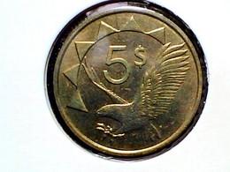 Namibia 5 Dollars 1993 KM 5 - Namibia