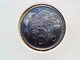 Namibia 10 Cents 1993 KM 2 - Namibia