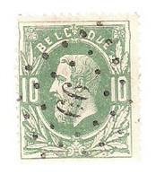 N° 30-L 66-BURDINNE - 1869-1883 Leopold II