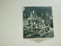 """Origineel Knipsel ( 9760 ) Uit Tijdschrift """"  De Stad """"  1931 :    Gaesbeek   Gaasbeek - Ohne Zuordnung"""