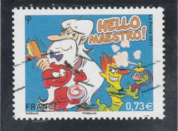 FRANCE 2017 HELLO MAESTRO OBLITERE  YT 5171 - - Used Stamps