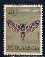 YOUGOSLAVIE    N°  968   OBLITERE - Used Stamps