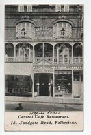 FOLKESTONE - HUNDERTS HOTEL - Folkestone