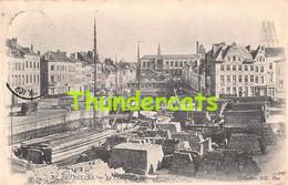 CPA BRUXELLES LE CANAL DE WILLEBROECK - Hafenwesen