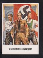 """DR GA 1938 """"Und Ihr Habt Doch Gesiegt"""" / SSt München - Militares"""