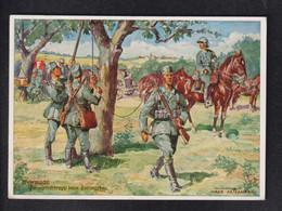 DR Ak Soldatentag München NS-Reichskriegerbund / Fernsprechtrupp - Oorlog 1939-45