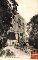 N° 3571 Z -cpa Nice -villa Marie Louise- Rue De France- - Non Classificati