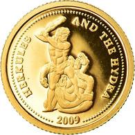 Monnaie, Palau, Dollar, 2009, FDC, Or - Palau