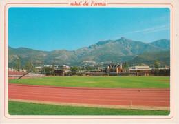 """FORMIA - STADIUM STADION STADE CAMPO SPORTIVO STADIO DEGLI ARANCI - SCUOLA NAZIONALE ATLETICA LEGGERA """"ZAULI"""" - NON VIAG - Soccer"""