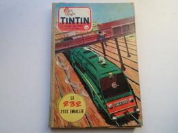 RECUEIL JOURNAL TINTIN N°  34 - Tintin