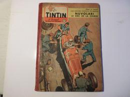RECUEIL JOURNAL TINTIN N°  21  DEFAUT AU DOS DE LA RELIURE - Tintin