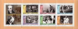 Bande Carnet Feuillet N° 3268a Neuf De 1999 Photographes N°3262 à 3267 - Nuovi
