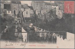 Pithiviers , Lavoir Brisson , Lavandières , Animée - Pithiviers
