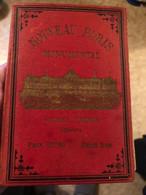 ANNEE 1900 GARNIER FRERES  DEPLIANT TOURISTIQUES DANS PARIS METROPOLITAIN-LE PLAN - Toeristische Brochures