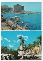 Liban - 2 Cartes Postales Avec Vues Générales - Líbano
