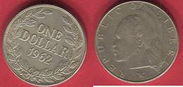 1 DOLLAR 1962 TB 35 - Liberia