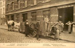België - Anvers Antwerpen - Lossen Van Ivoor - 1912 - Zonder Classificatie