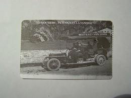 France - Titre De Transport, Ticket De Bus - MOUTIERS - PRALOGNAN LA VANOISE - 1998 - Europe