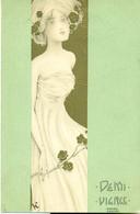 Demi-Vierge. Illustrateur Kirchner Raphael - Kirchner, Raphael