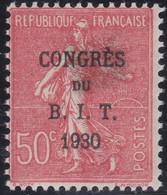 France    .  Y&T    .  264       .   *      .   Neuf Avec Gomme Et Avec Charnière  .  /  .   Mint-hinged - Unused Stamps