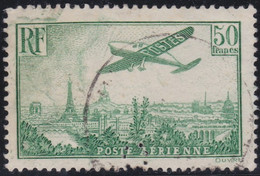 France    .  Y&T    .    PA 14  Perfin  (2 Scans)        .   O     .    Oblitéré - 1927-1959 Used