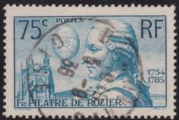 France    .  Y&T    .    313       .   O     .    Oblitéré - Usati