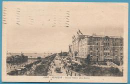 LIDO - VENEZIA - Grand Hôtel Des Bains - Circulé 1925 - Venezia
