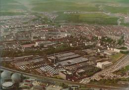 D-67653 Kaiserslautern - Pfaff Industriemaschinen GmbH - Luftbild - Aerial View - Kaiserslautern