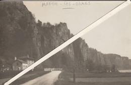 A Situer , Marche-les-Dames ( Namur ) ,  La Grand Route , Passage à Niveau ,( Photocarte Jean Lemaire ) - Namur