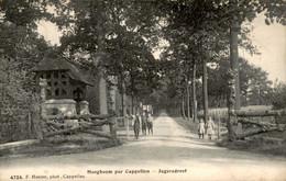 België - Cappellen Kapellen - Jagersdreef - Hoogboom - 1911 - Zonder Classificatie