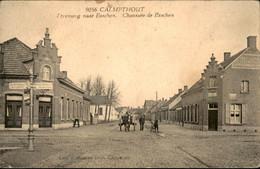 België - Calmpthout - Steenweg Naar Esschen - 1923 - Sin Clasificación