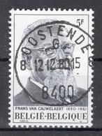 BELGIE: COB 1965 Mooi Gestempeld. - Oblitérés