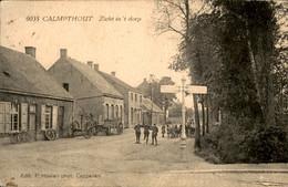 België - Calmpthout Kalmpthout - Dorp - Kar - 1924 - Sin Clasificación