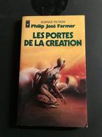 PRESSE POCKET S. F. N° 5148   LES PORTES DE LA CREATION    La Saga Des Hommes Dieux.    Philipp José FARMER    189 Pages - Presses Pocket
