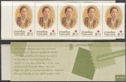 Thailande 1999 Red Cross Croix Rouge Carnet  MNH - Nobelprijs