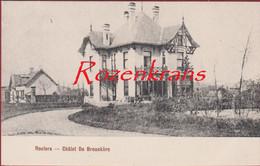 Roeselare Roulers Chalet De Brouckere (In Zeer Goede Staat) - Roeselare