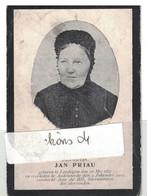 Hortense De Craeye Priau Leupegem 1827 Oudenaarde 1912 - Andachtsbilder