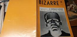 BIRARRE /CINEMA EPOUVANTE /JAMES WHALE TOD BROWNING BELA LUGOSI BORIS KARLOFF /JEAN CLAUDE ROMER /JEAN BOULLET - Unclassified