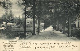 Nederland, DORDRECHT, Van Hoogstratensingel (1903) Ansichtkaart - Dordrecht