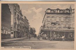 Bruxelles , Saint - Gilles  ,  Chaussee D'Alsemberg - St-Gilles - St-Gillis