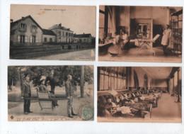 16 Cartes -  Divers    - Creuse 23 - Other Municipalities