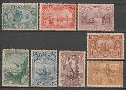 Madère 1898 N° 34 - 41 * Second Choix Voir Description - Madeira