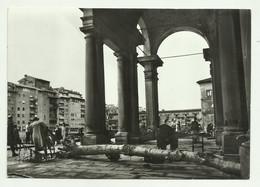 """FIRENZE - LOGGIA UFFIZI  """" 4 NOVEMBRE 1966 """" - NV  FG - Firenze"""