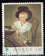 NORVEGE /Oblitérés/Used / 1979 - YVERT N°750 - MICHEL N° 794 - Gebraucht