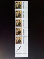 ÖSTERREICH MI-NR. 2587 POSTFRISCH(MINT) 5er STREIFEN RECHTS HOCHWASSER HILFE 2006 - 2001-10 Unused Stamps