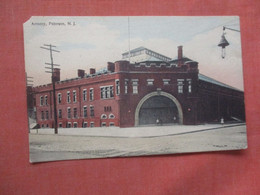 Armory Paterson New Jersey >    Ref  4533 - Unclassified