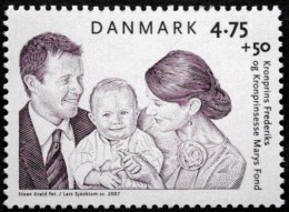 DENMARK 2007   MInr.1458   MNH  (**)   ( Lot B 2166 ) - Nuevos