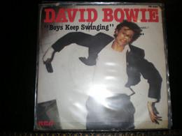 DAVID BOWIE BOYS KEEP SWINGING - Rock